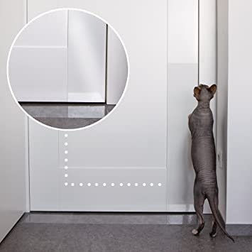 Amazon.com: PETFECT - Protector de arañazos para mascotas ...