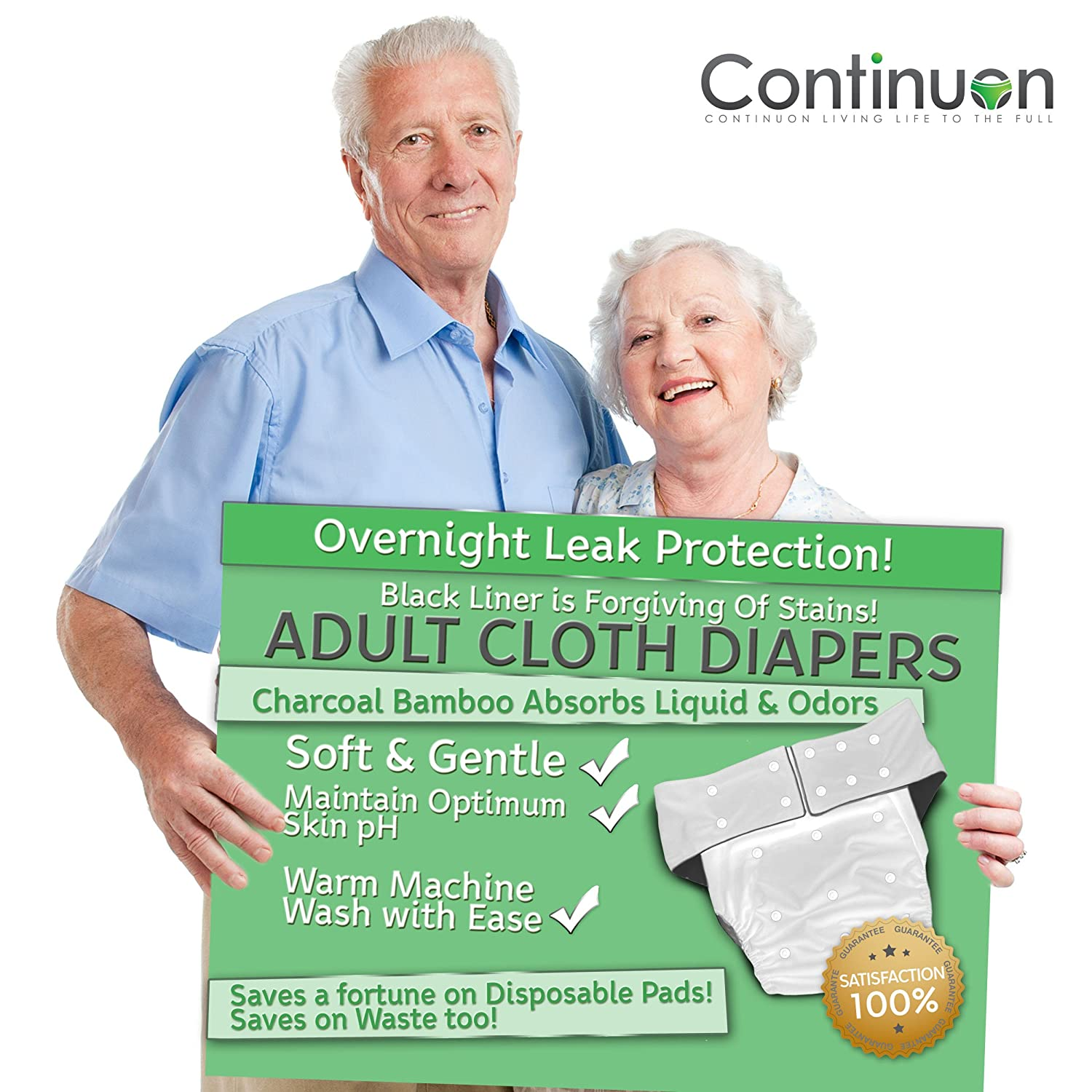 adult Urine odor diapers from