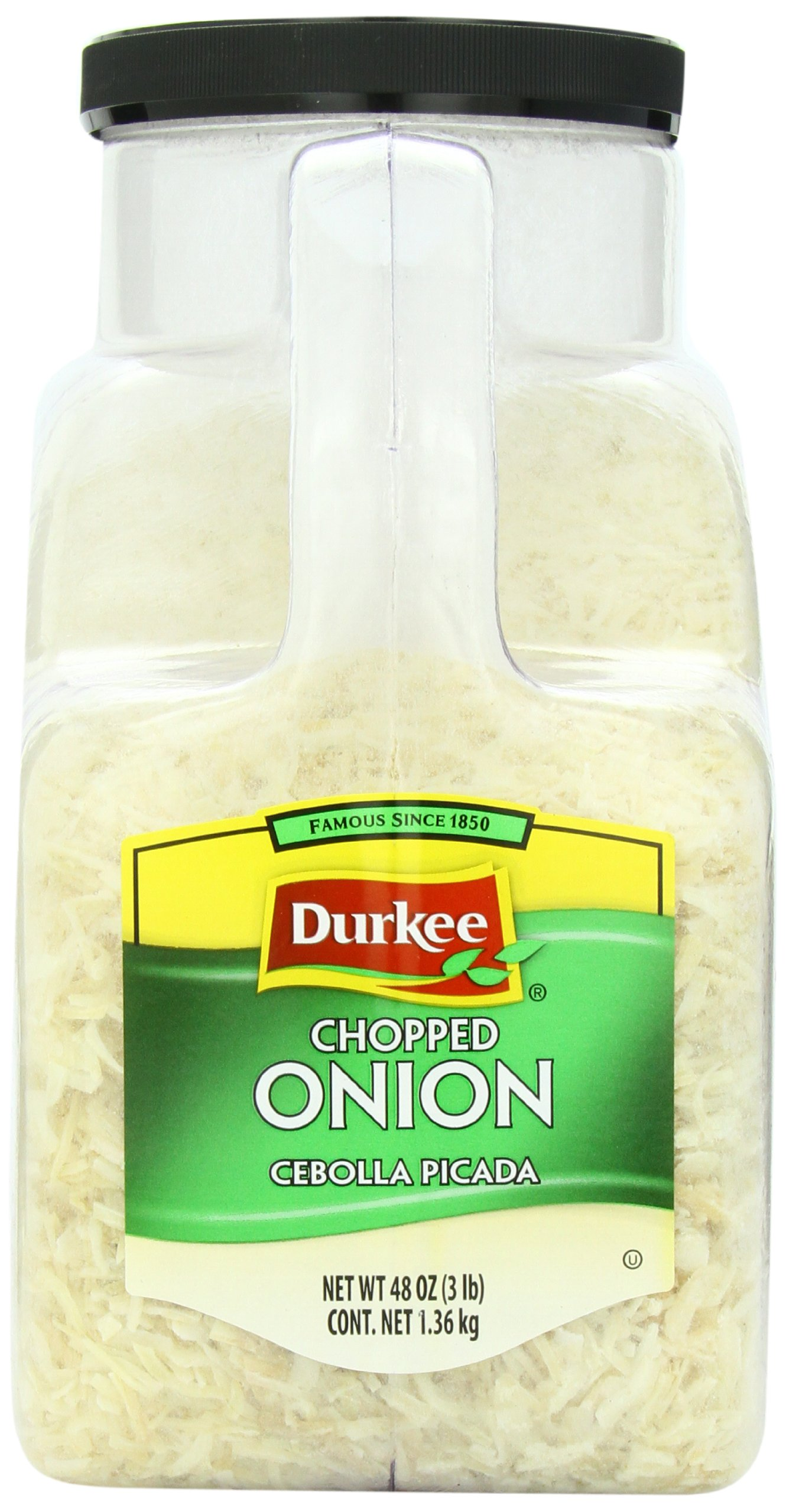 Durkee Chopped Onion, 3-Pound