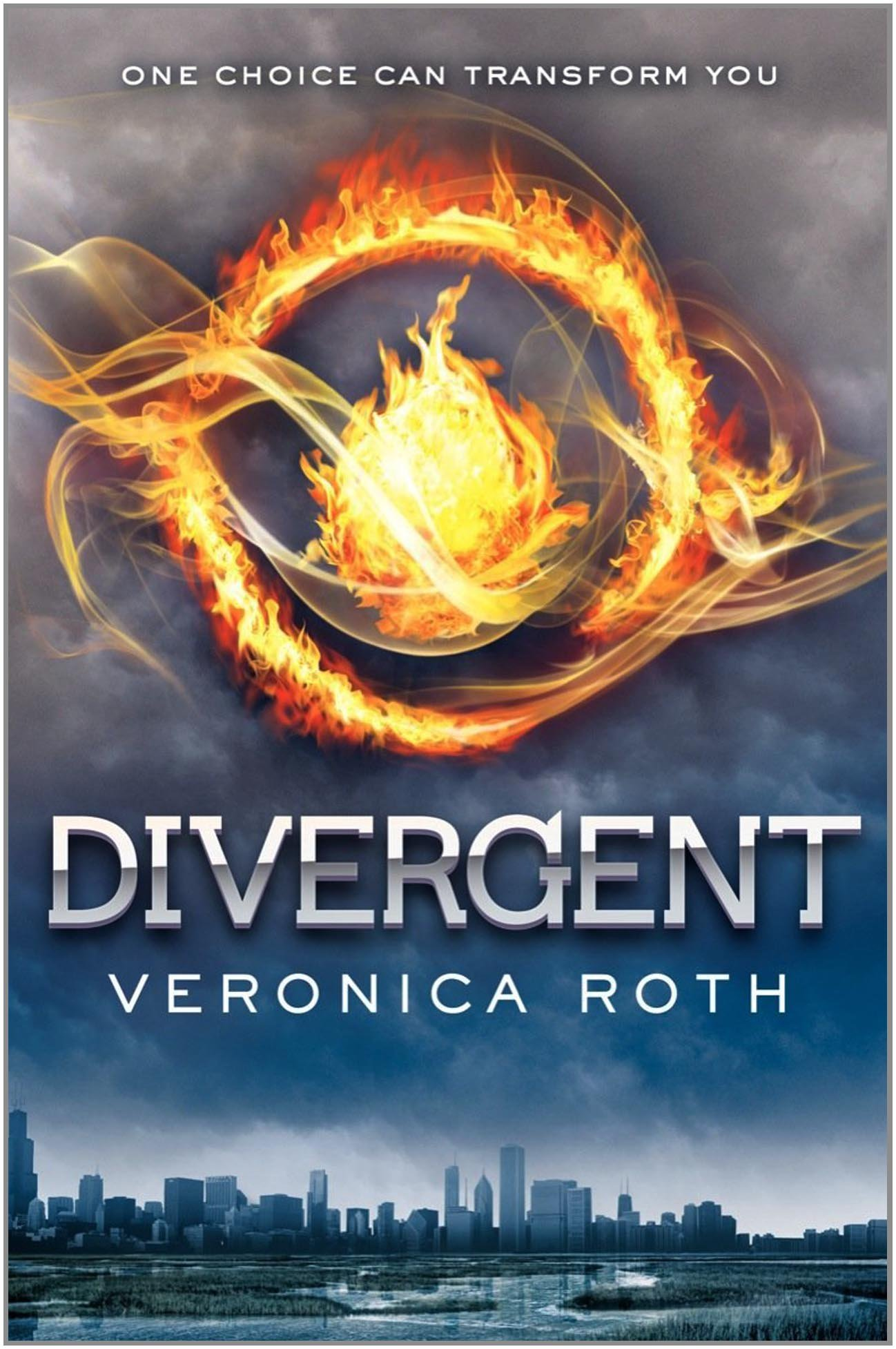 Amazon.com: Divergent (9780062024039): Veronica Roth: Books