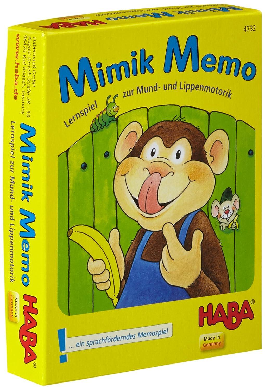Haba 4732 Mimic Memo Toy: Amazon co uk: Toys & Games