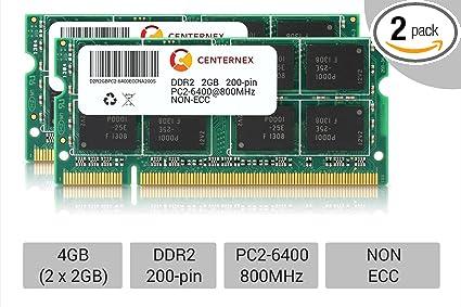 2GB 2x1GB RAM Memory DDR2 • Dell Inspiron E1705