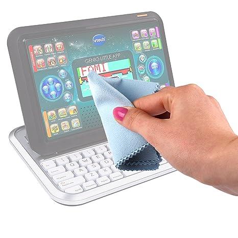 DURAGADGET Gamuza Limpiadora Compatible con Ordenador portátil y Tablet Educativo VTech: Amazon.es: Electrónica