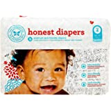 The Honest Company Disposable Diapers - Skulls - Size 4 - 29 ct
