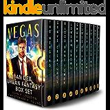 Ian Dex Urban Fantasy Box Set (10 Supernatural Thriller Books) (Las Vegas Paranormal Police Department Box Sets Book 3)