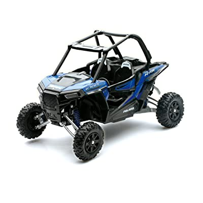 NEWRAY 57594–1: 18Polaris RZR XP 1000, Blue: Toys & Games