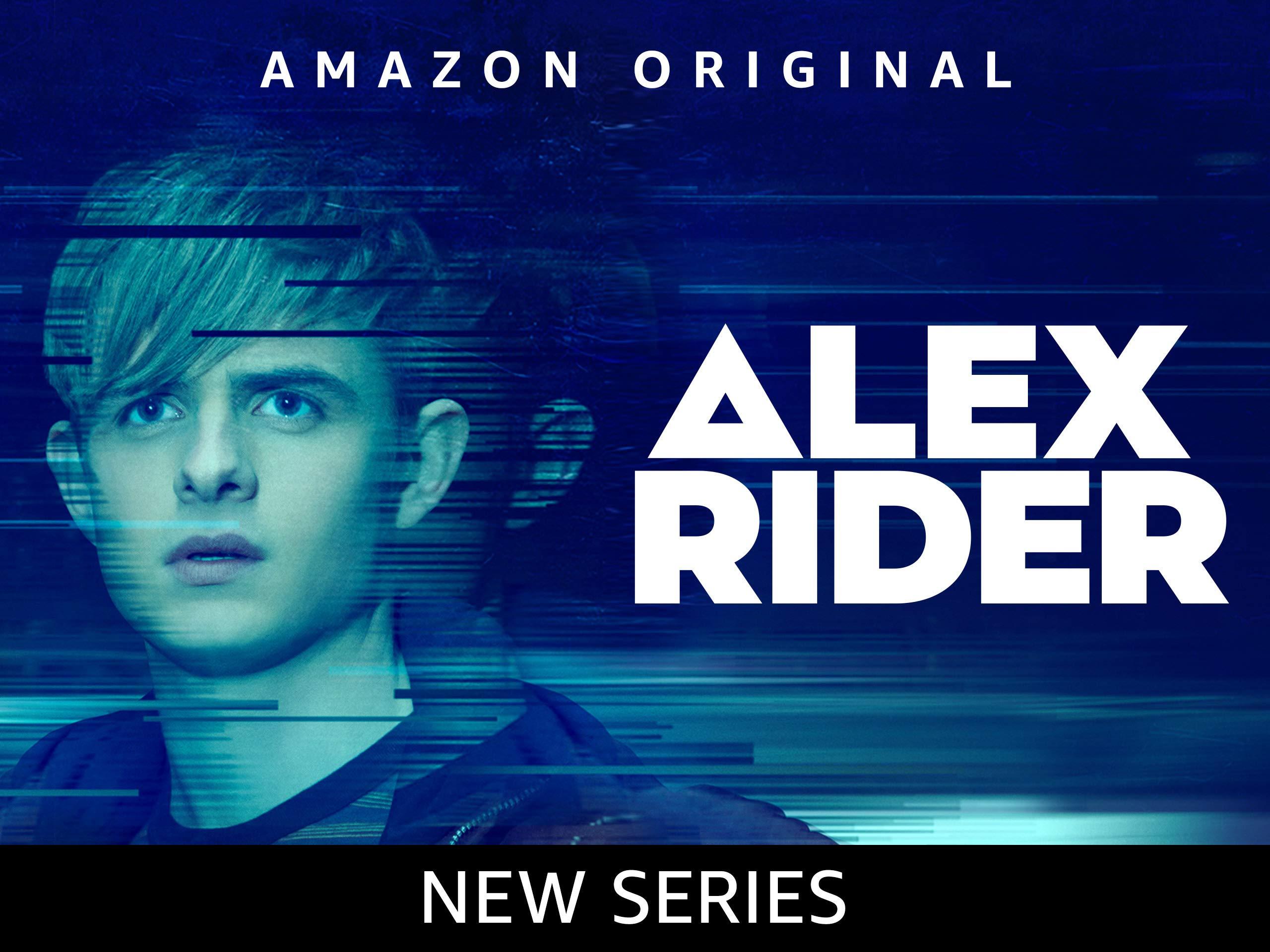 مسلسل Alex Rider الموسم الاول مترجم