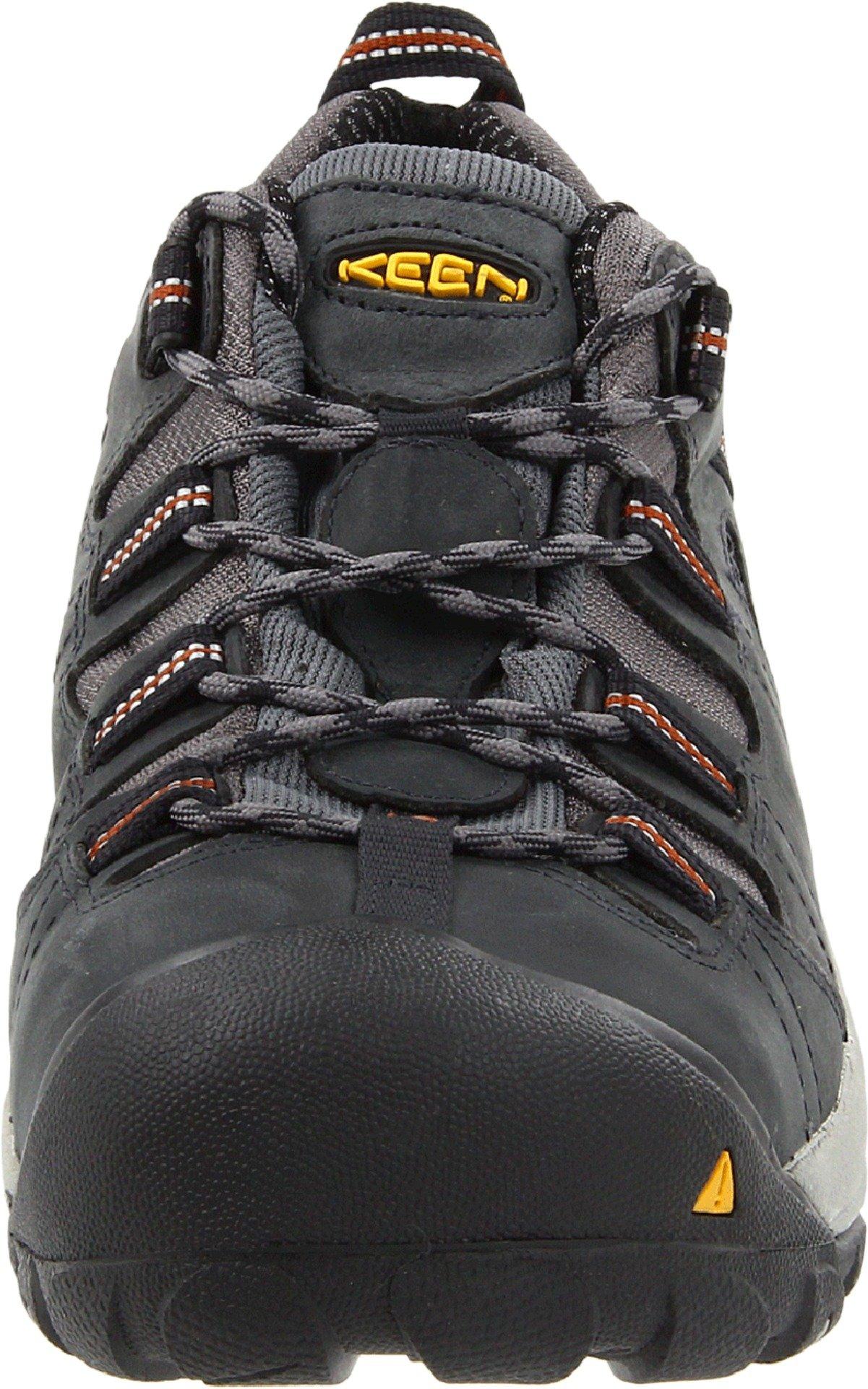 Keen Utility Men S Detroit Low Steel Toe Shoe