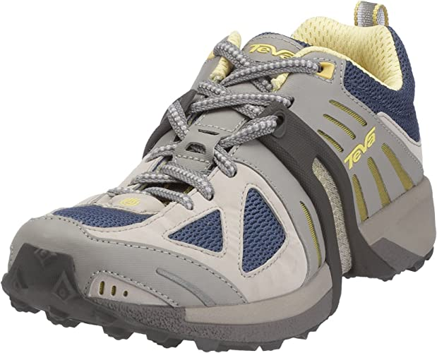 Teva 8844.543 - Zapatillas de Running para Mujer, Color Azul, Talla 38: Amazon.es: Zapatos y complementos