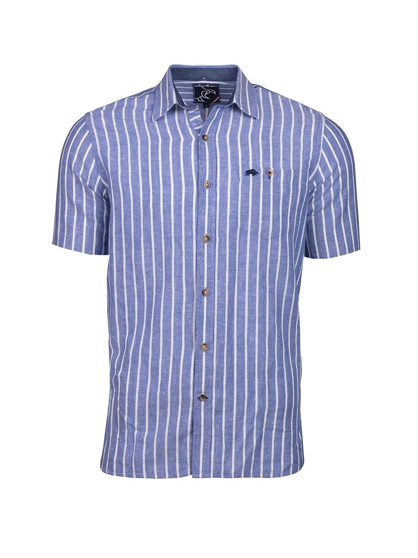 TALLA XL. Raging Bull Camisa Formal - para Hombre