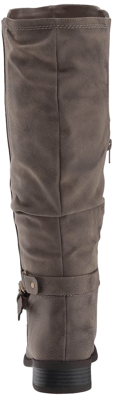 WHITE MOUNTAIN B074PHZHPY Women's Lyle Knee High Boot B074PHZHPY MOUNTAIN 8.5 B(M) US|Stone 75d7af