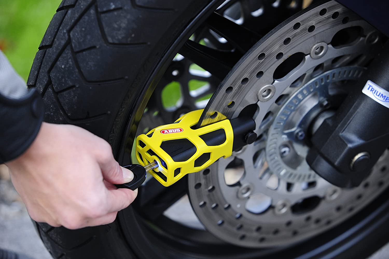 ABUS Lock Block Discs for Granit Sledg Motorbike