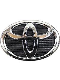 Genuine Toyota Accessories 75301-02010 Toyota Logo Grille Emblem