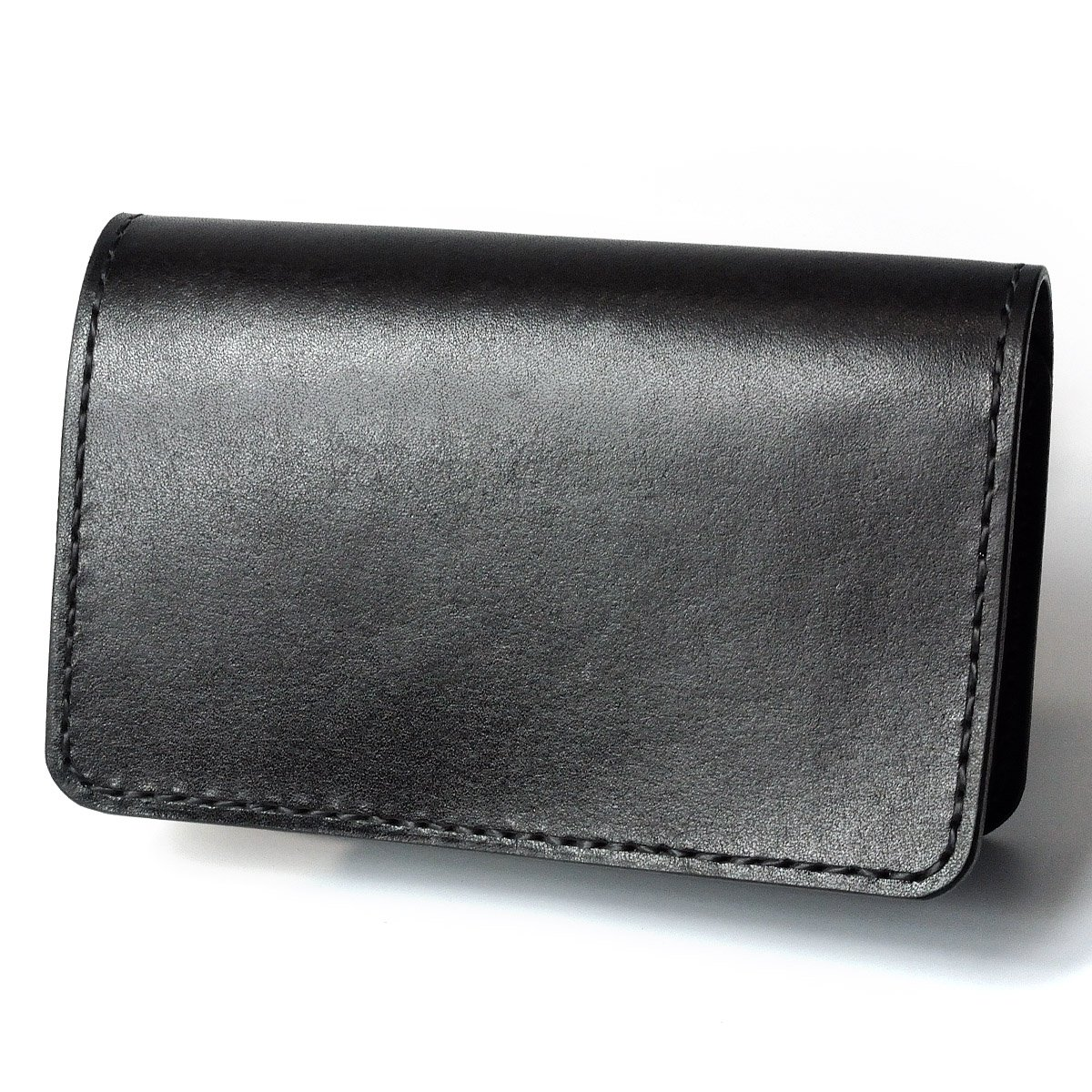 ミドルウォレット B-10 革財布 フラップレス サドルベーシック サドルレザー ブラック ナチュラル ブラウン ハンドメイド B0154N4SE6 ドロップハンドル(シルバー色) ブラック/コインケース:A ブラック/コインケース:A ドロップハンドル(シルバー色)