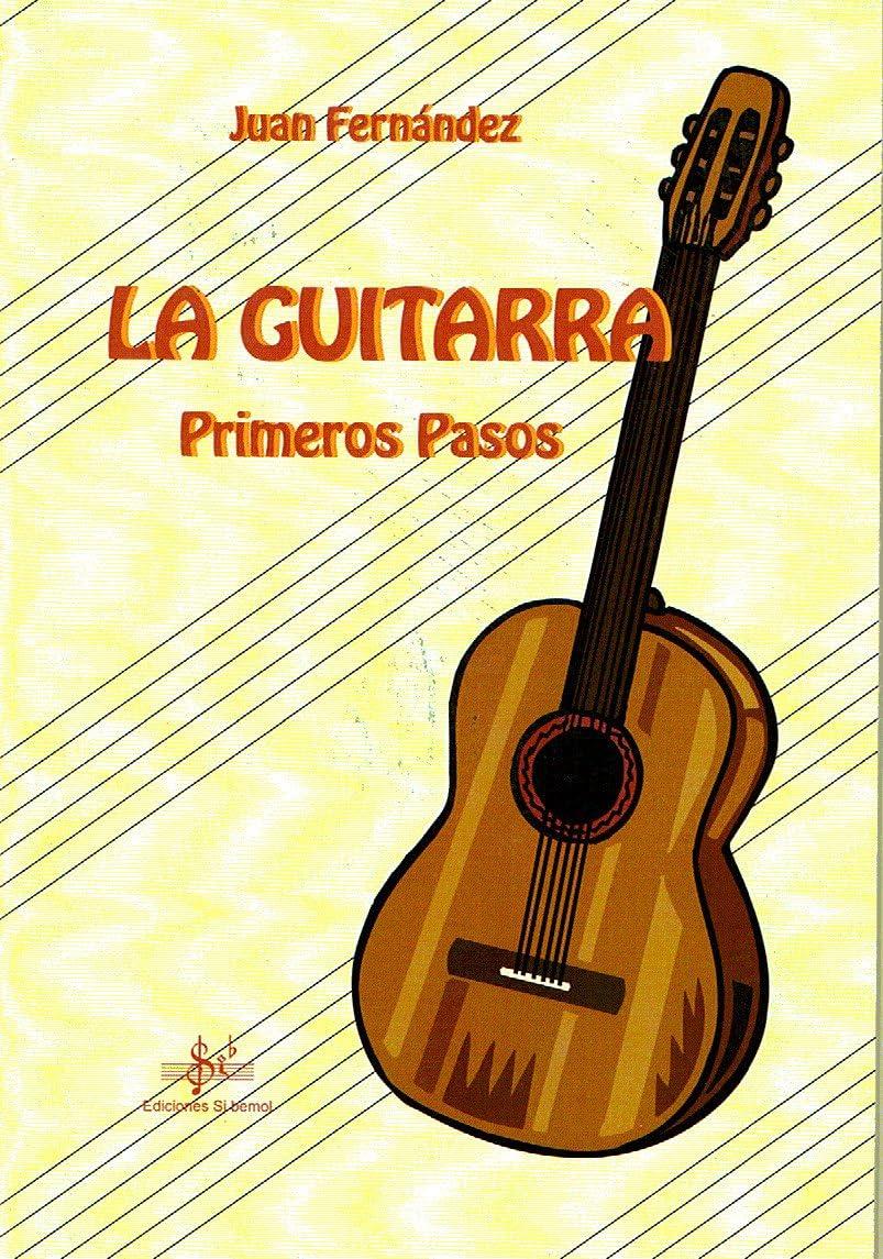 FERNANDEZ J. - La Guitarra Primeros Pasos (Metodo) para Guitarra ...