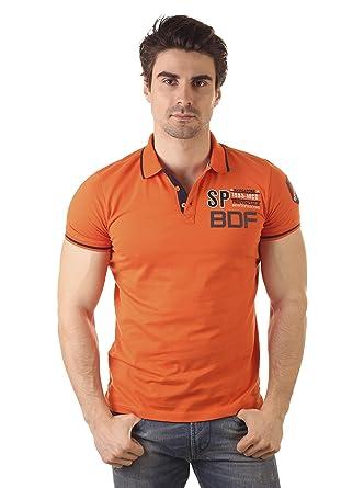Bendorff Polo Naranja M: Amazon.es: Ropa y accesorios