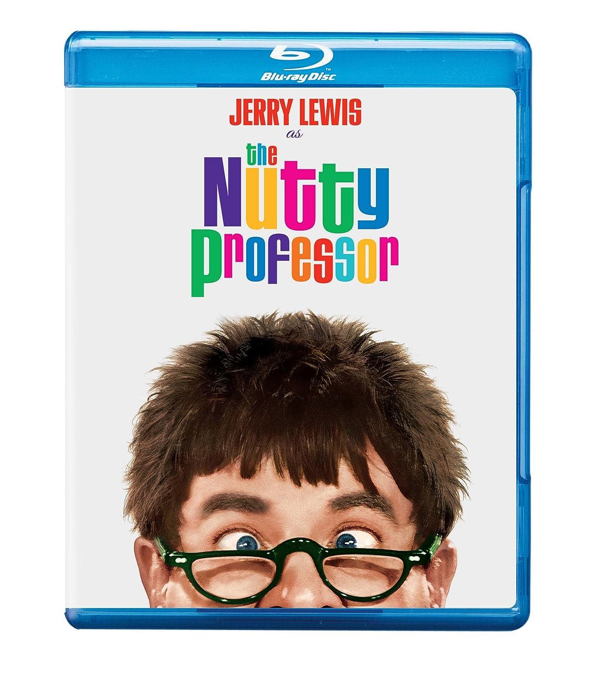 nutty professor 50th anniversary blu ray