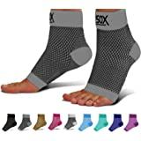 SB SOX Compression Foot Sleeves for Men & Women - BEST Plantar Fasciitis Socks for Plantar Fasciitis Pain Relief, Heel…