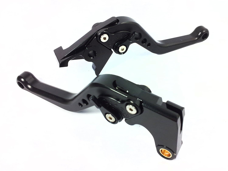 CNC allungabile pieghevole moto regolazione del freno leve frizione per Honda CBR1000RR//Fireblade 2004/2005/2006/2007
