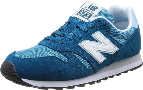 new balance femmes bleue