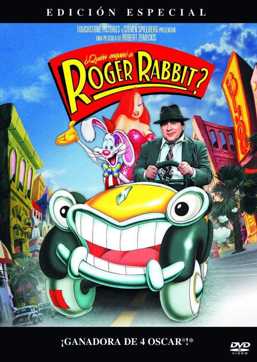 Quien Engaño a Roger Rabbit Spanien Import mit deutscher Sprache ...