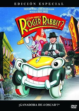 Quien Engañó a Roger Rabbit  Edición Especial DVD  Amazon.es  Bob ... 0d8fbe2c14e0