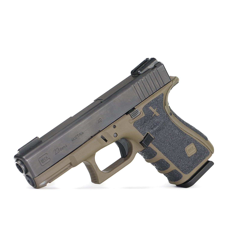 Amazon.com : Foxx Grips -Gun Grips Glock 19, 23, 25, 32, 38 (Grip ...
