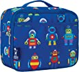 Olive Kids Robots Lunch Box