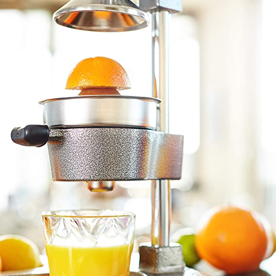 Compra Lumaland exprimidor de fruta exprimidor de palanca profesional exprimidor de zumo a mano en Amazon.es