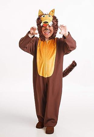 Disfraz de Lobo Niño Talla 2-3 Años: Amazon.es: Juguetes y juegos