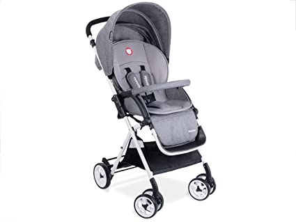 lionelo Lea carrito, color gris: Amazon.es: Bebé