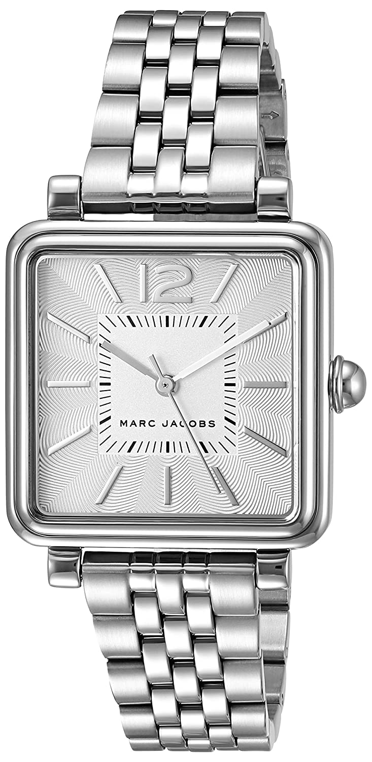 728e027d80633 Amazon.com: Marc Jacobs Women's Vic Stainless Steel Watch - MJ3461: Marc By Marc  Jacobs: Watches
