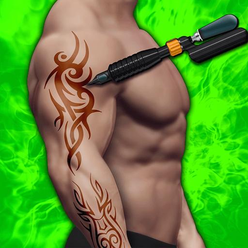 Celebrity Tattoo Design 3D