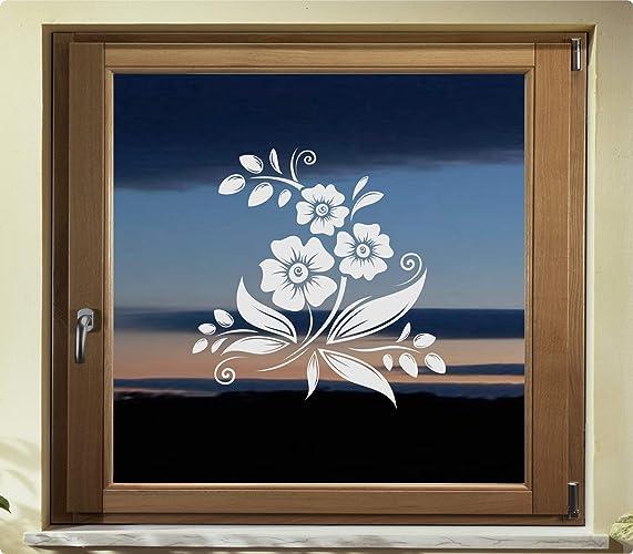 Folie Fenster Tattoo Aufkleber Kein Sichtschutz Fensterfolie