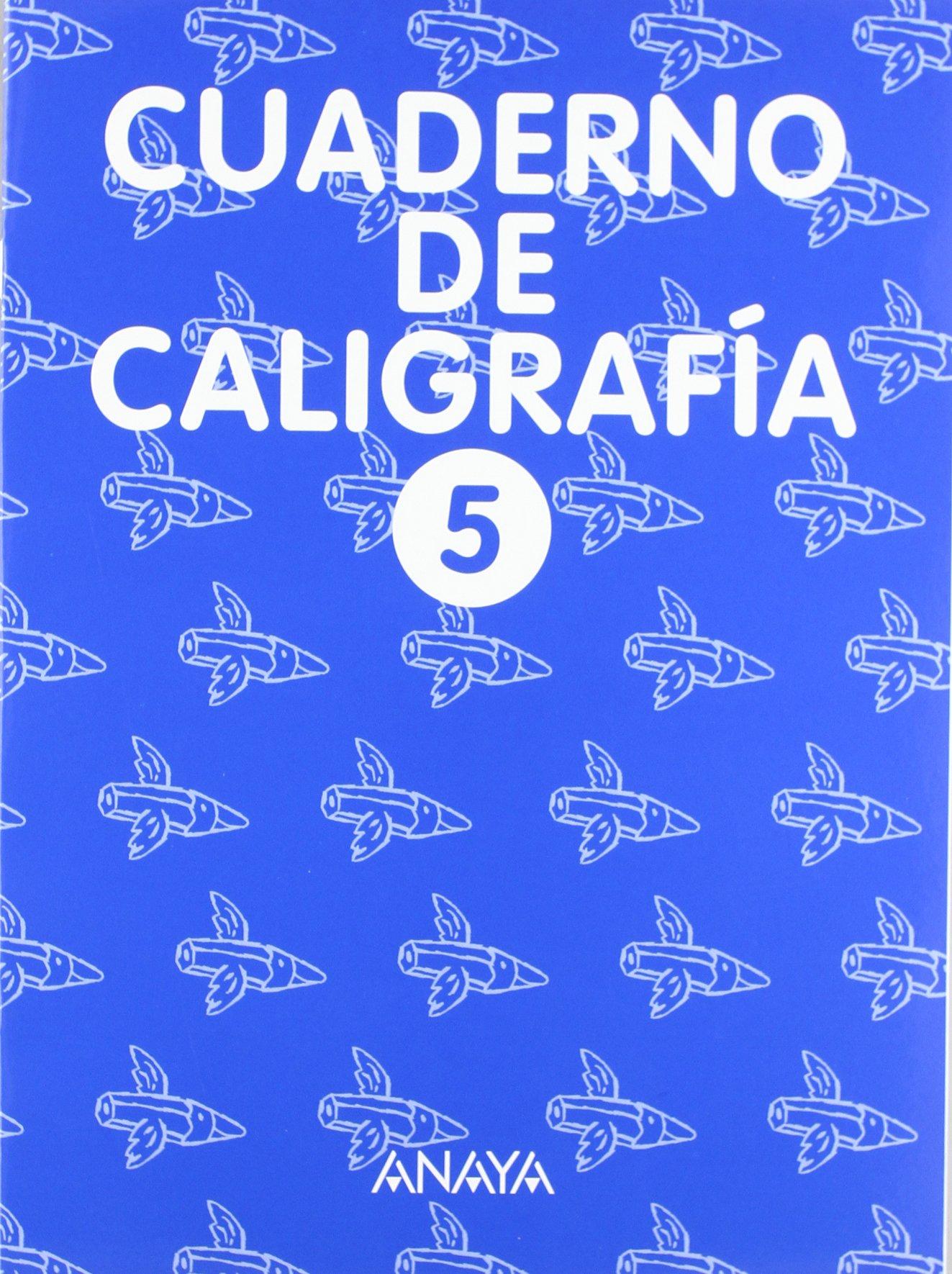 Download Cuaderno de Caligrafía 5 pdf