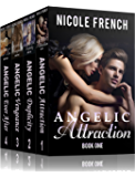 Angelic Series: Books 1-4 (The Angelic Series Boxset)