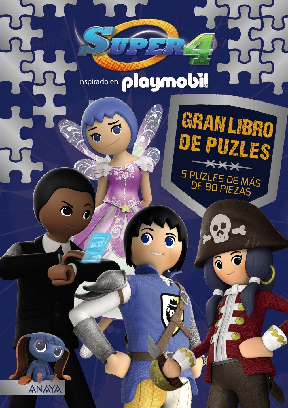 Gran libros de puzzles