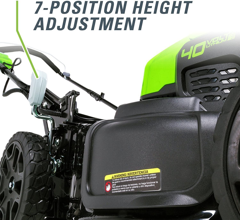 Greenworks MO40L02