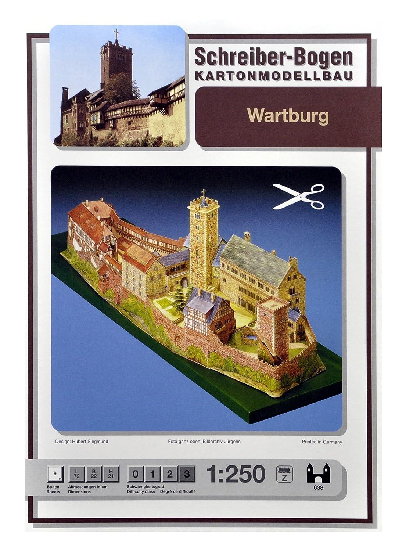 Schreiber-Bogen Card Modelling Wartburg