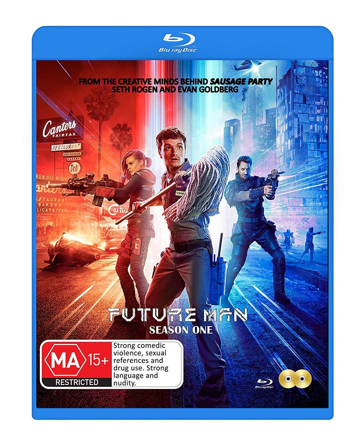 Future Man: Season 1 [Blu-ray]