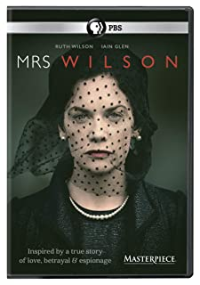Book Cover: Masterpiece: Mrs. Wilson