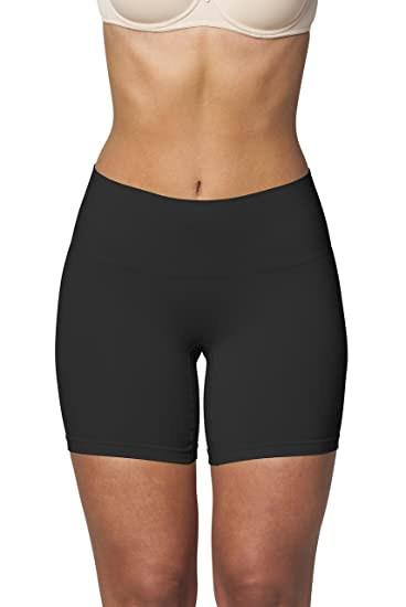 Sleex Figurformende Damen Miederhose 'Girl Shorts' (44039): Amazon.de:  Bekleidung