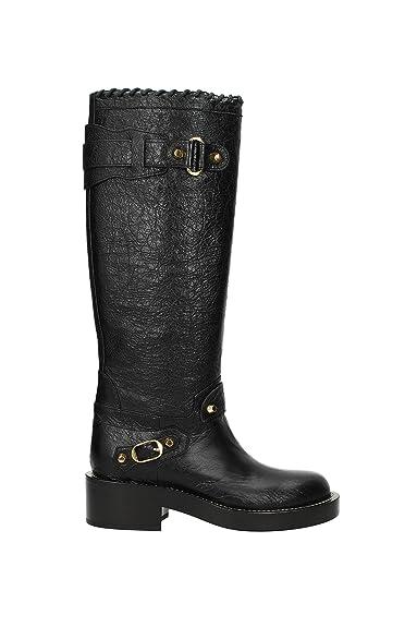 sélection premium 925a0 e8a3c Balenciaga Bottes Femme - Cuir (433200WAD401000) 41 EU ...