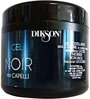 GEL BLACK KAPETIL PER CAPELLI GRIGI 150ML  Amazon.it  Bellezza 69195269913d