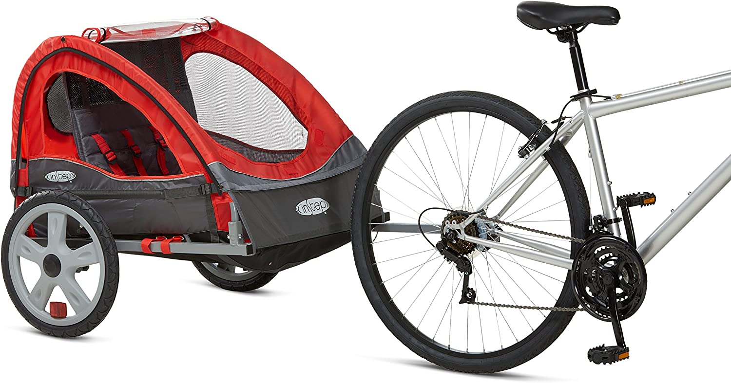 Instep Bike Trailer for Toddlers,