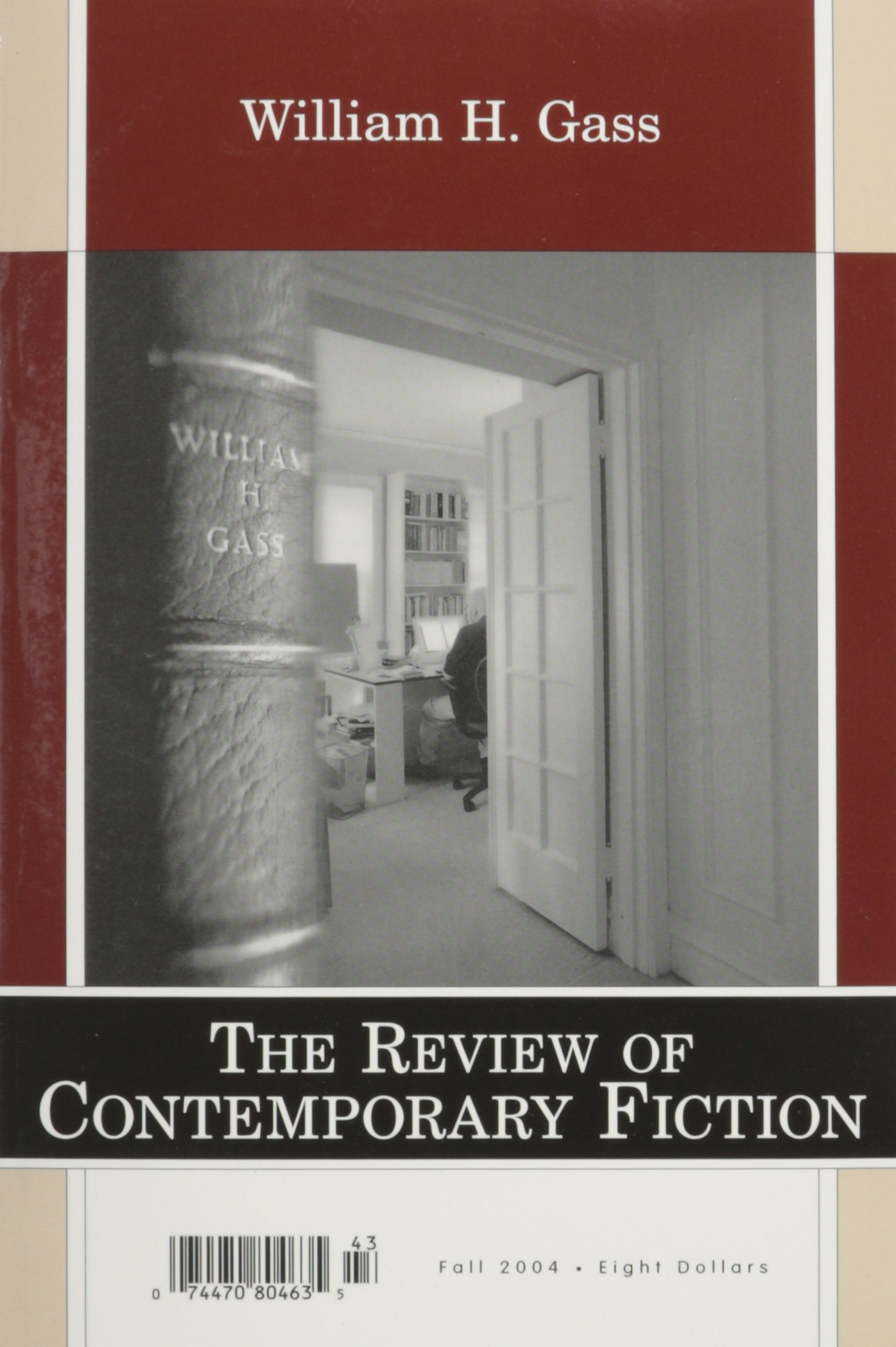 Download The Review of Contemporary Fiction: XXIV, #3: Review of Contemporary Fiction: XXVI, #3: William H. Gass PDF