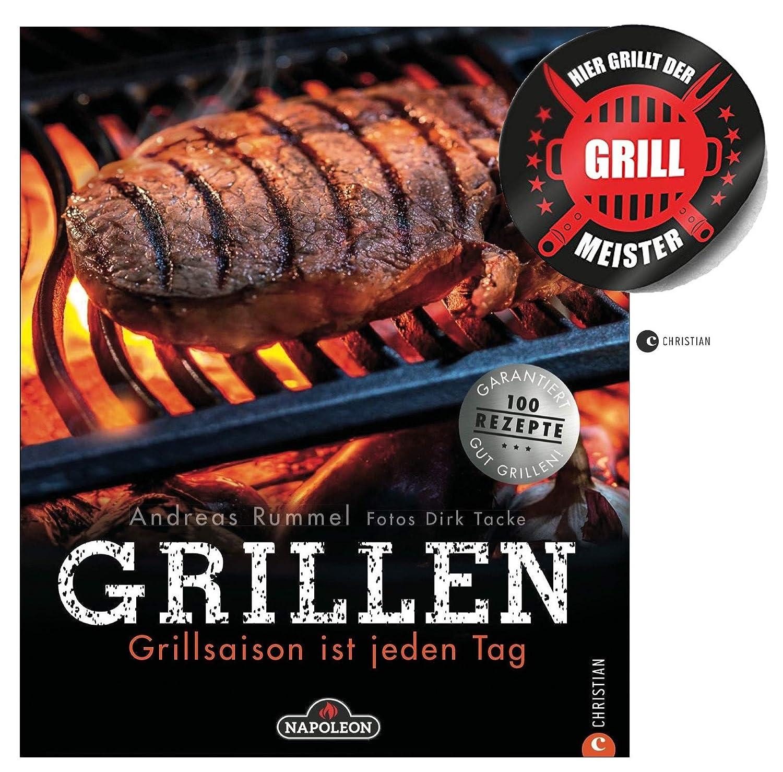 Grill: Grillsaison es cada día. Todo lo que hay que hacer es ...