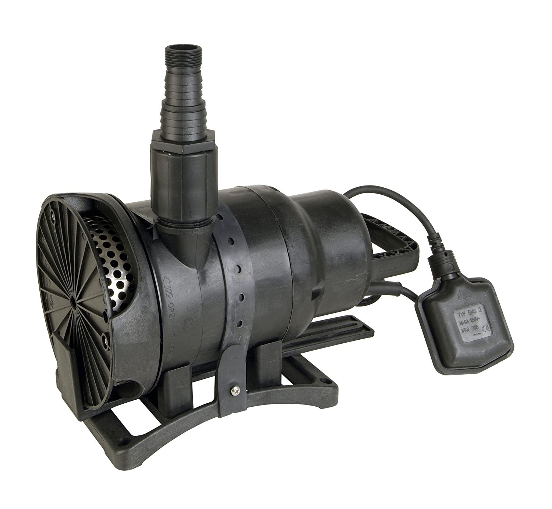 T.I.P. 30258 Bomba de inmersió n, bomba de recirculació n para aguas residuales DTX 7500 T incl. sistema de soportes - apta para funcionamiento continuo