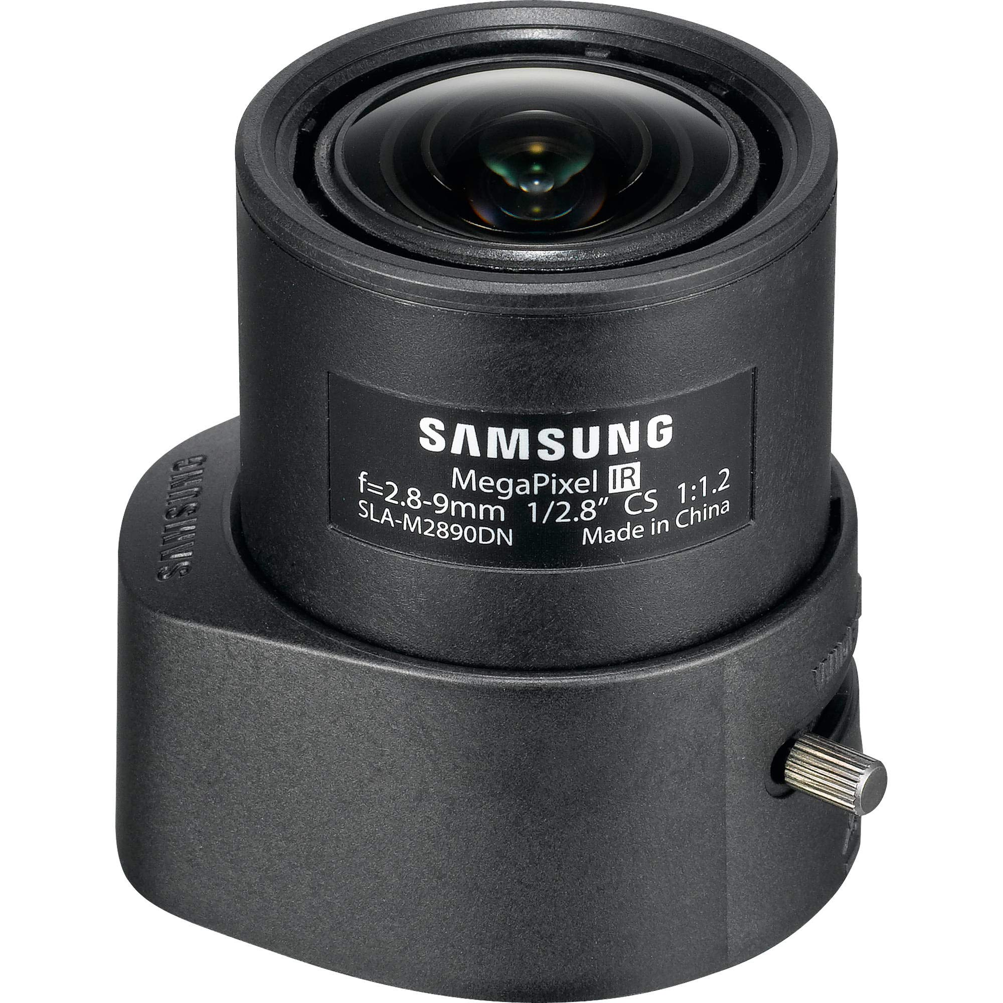 Lens, Dc Iris, 3Mp, Vari-Focal, by Samsung by Hanwha