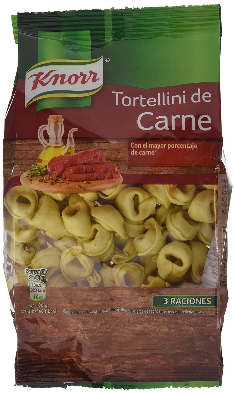 Knorr Tortellini Pasta Rellena De Carne - 250 g: Amazon.es: Amazon Pantry